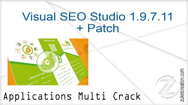 Visual SEO Studio 1.9.7.11 + Patch  |  11.5  MB