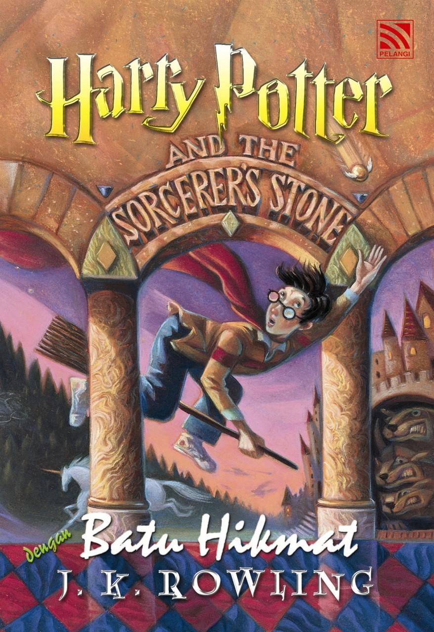 koleksi buku harry potter versi bahasa melayu  sumarz