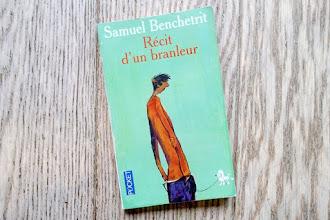 Lundi Librairie : Récit d'un branleur - Samuel Benchetrit