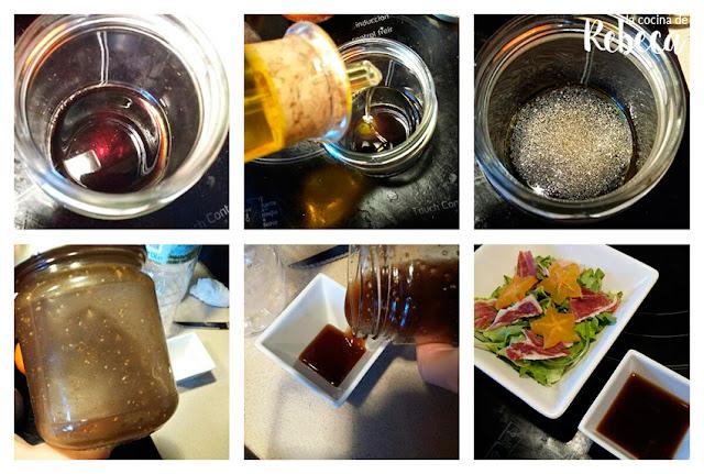 Receta de ensalada de jamón y carambola 02