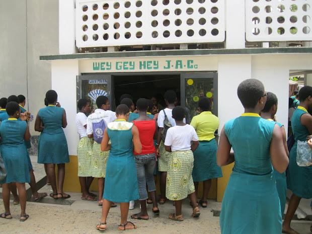 Ghana Mfantsipim Senior High School - Year of Clean Water