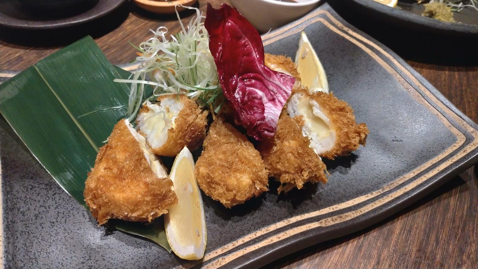 ささみのチーズフライ 長崎市居酒屋の魚店亜紗 (うおだなあさ)がスーパーおすすめ!
