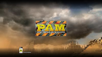 末日混戰(Post Apocalyptic Mayhem),緊張刺激又特別賽車遊戲!