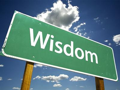 Proper Course: Are Words of Wisdom a Waste of Time?
