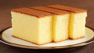 Resep Bolu Sponge Cake Yang Lembut Dan Enak