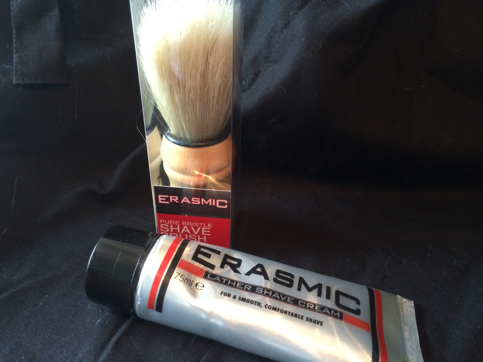 Erasmic Lather Shave Cream