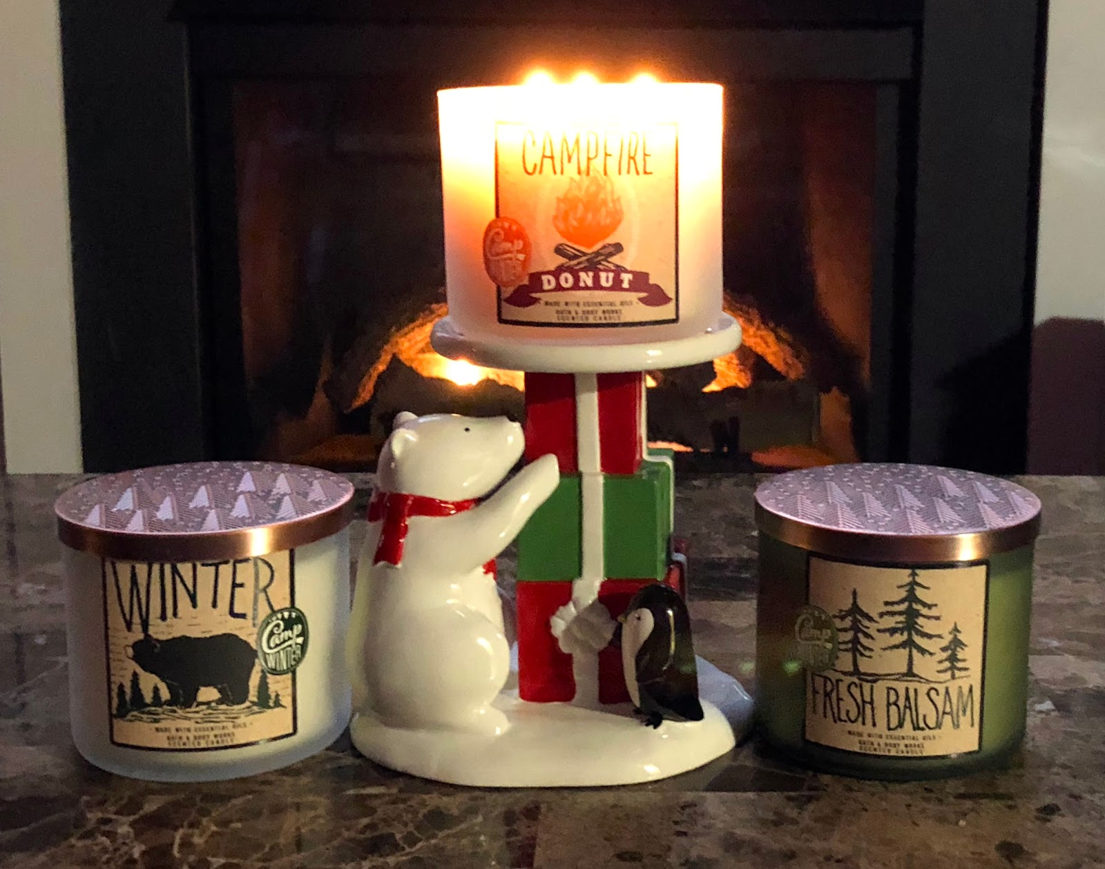 Bath & Body Works Winter Candle Haul - September 2017 ...