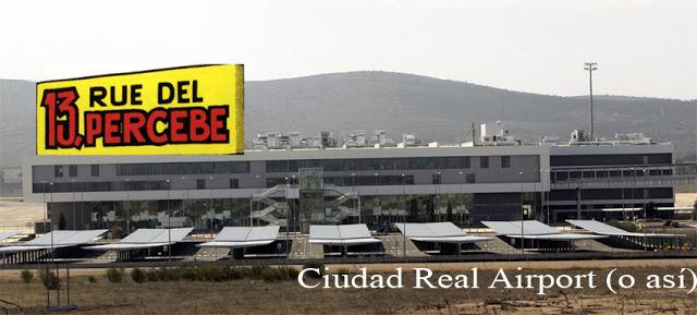 Baleares pagará la factura del aeropuerto de Ciudad Real
