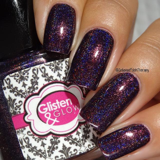 Glisten & Glow Dark & Dangerous