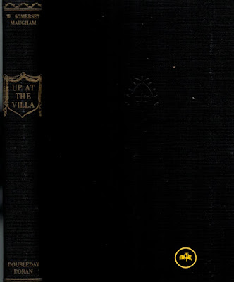 Up At the Villa by W. Somerset Maugham, First Edition