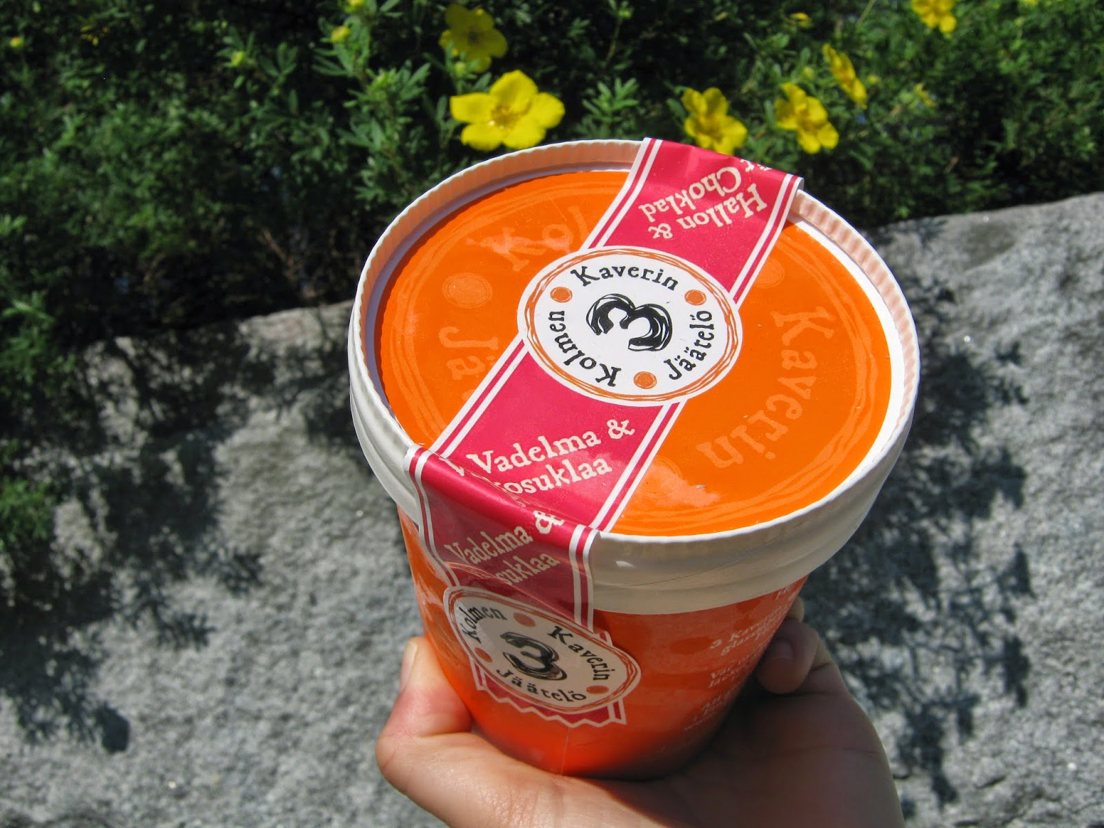 laktoositon jäätelö hinta