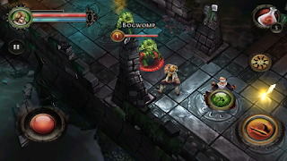 Dungeon Hunter 2 Apk Data Obb - Free Download Android Game