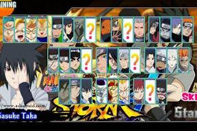 Naruto Senki Mod Hardcore Dot Id v2 By M Iqbal M Apk