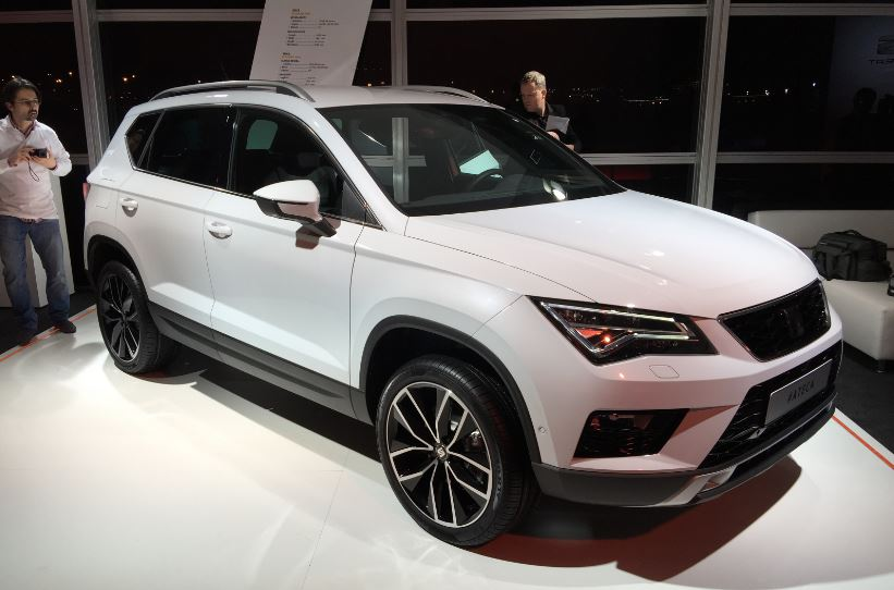 seat arona suv 2017 2017 2018 best cars reviews. Black Bedroom Furniture Sets. Home Design Ideas