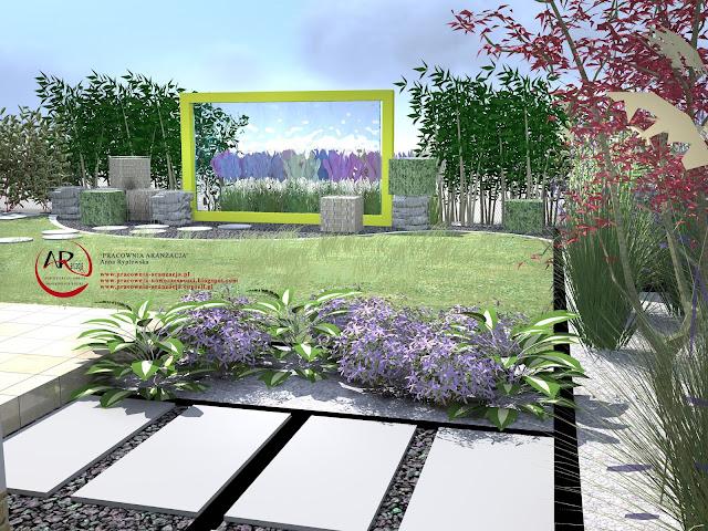 trawnik w ogrodzie - projektowanie i zakładanie