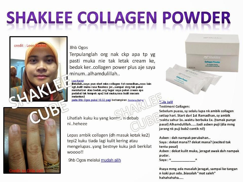 shaklee collagen testimoni kolagen kuku sihat, kulit lembap