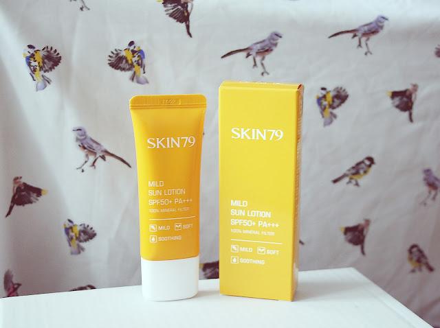 Skin79, Mild Sun Lotion