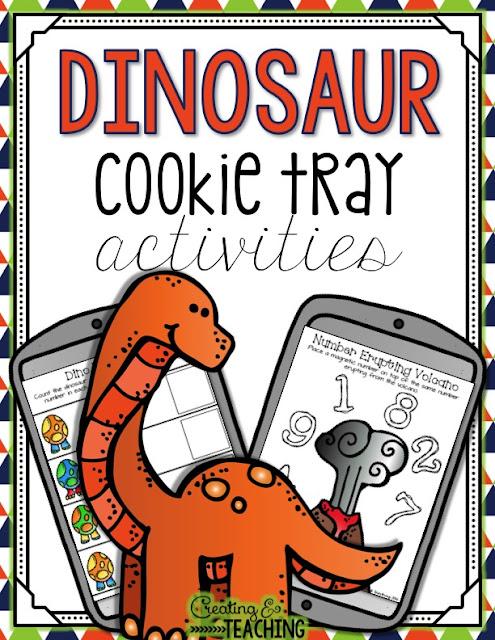 https://www.teacherspayteachers.com/Product/Dinosaur-Cookie-Tray-Activities-2390148