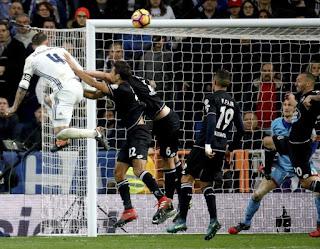 gol de Ramos en el minuto 90