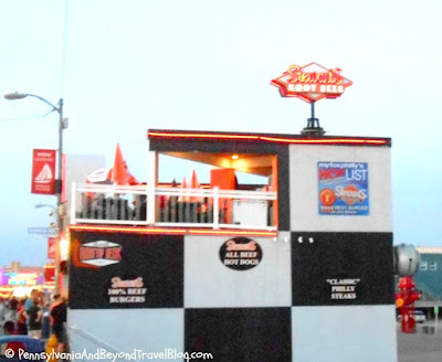 Stewart's Root Beer in Wildwood New Jersey