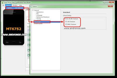 Cara Install CWM Recovery Lenovo A7000