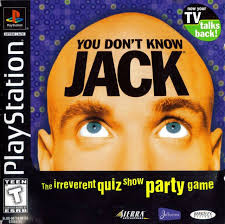 You Dont Know Jack - PS1 - ISOs Download