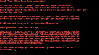 "BadRabbit Ransomware - ""Плохой кролик"" атакует"