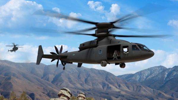 EEUU prepara el helicóptero que jubilará a los 'Black Hawk', 'Chinook' y 'Apache' Krieg2