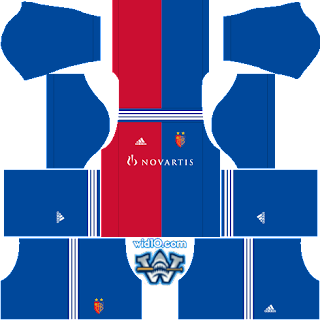 FC Basel 2019 kits dls fts Switzerland Dream League Soccer