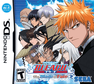 Bleach: The Blade of Fate, NDS, Español, Mega, Mediafire