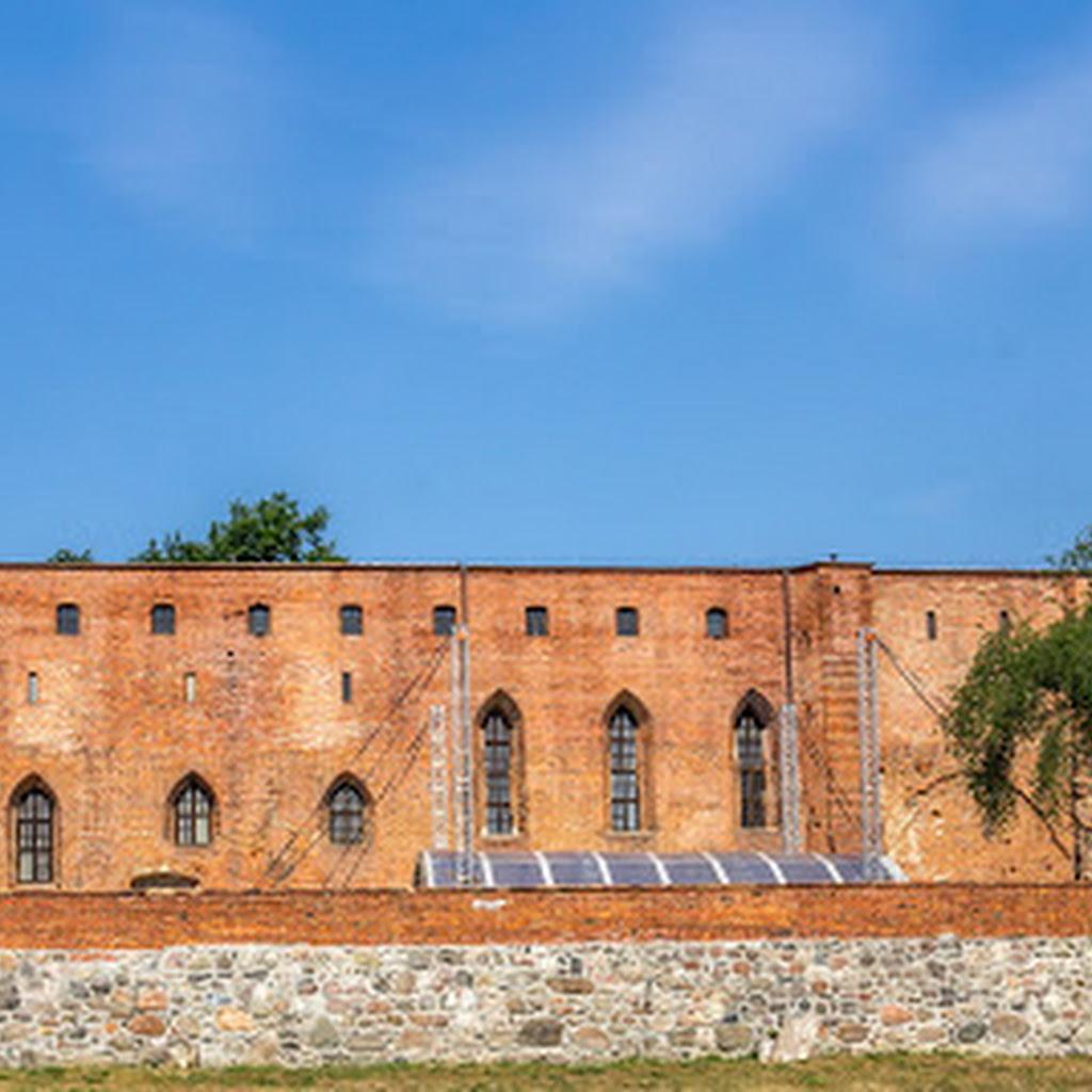Zamek Krzyżacki w Świeciu na Kociewiu - dzieje się!