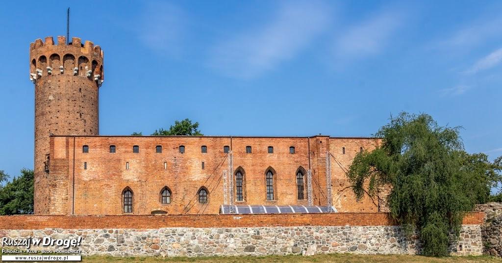 Zamek krzyżacki w Świeciu nad Wisłą