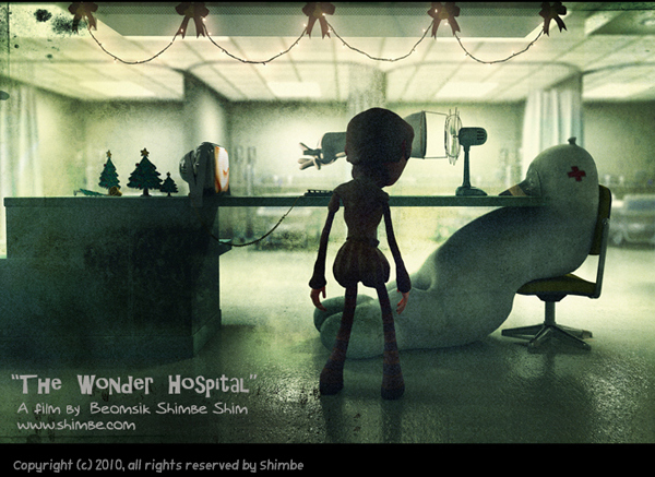The Wonder Hospital. B. Shimbe Shim