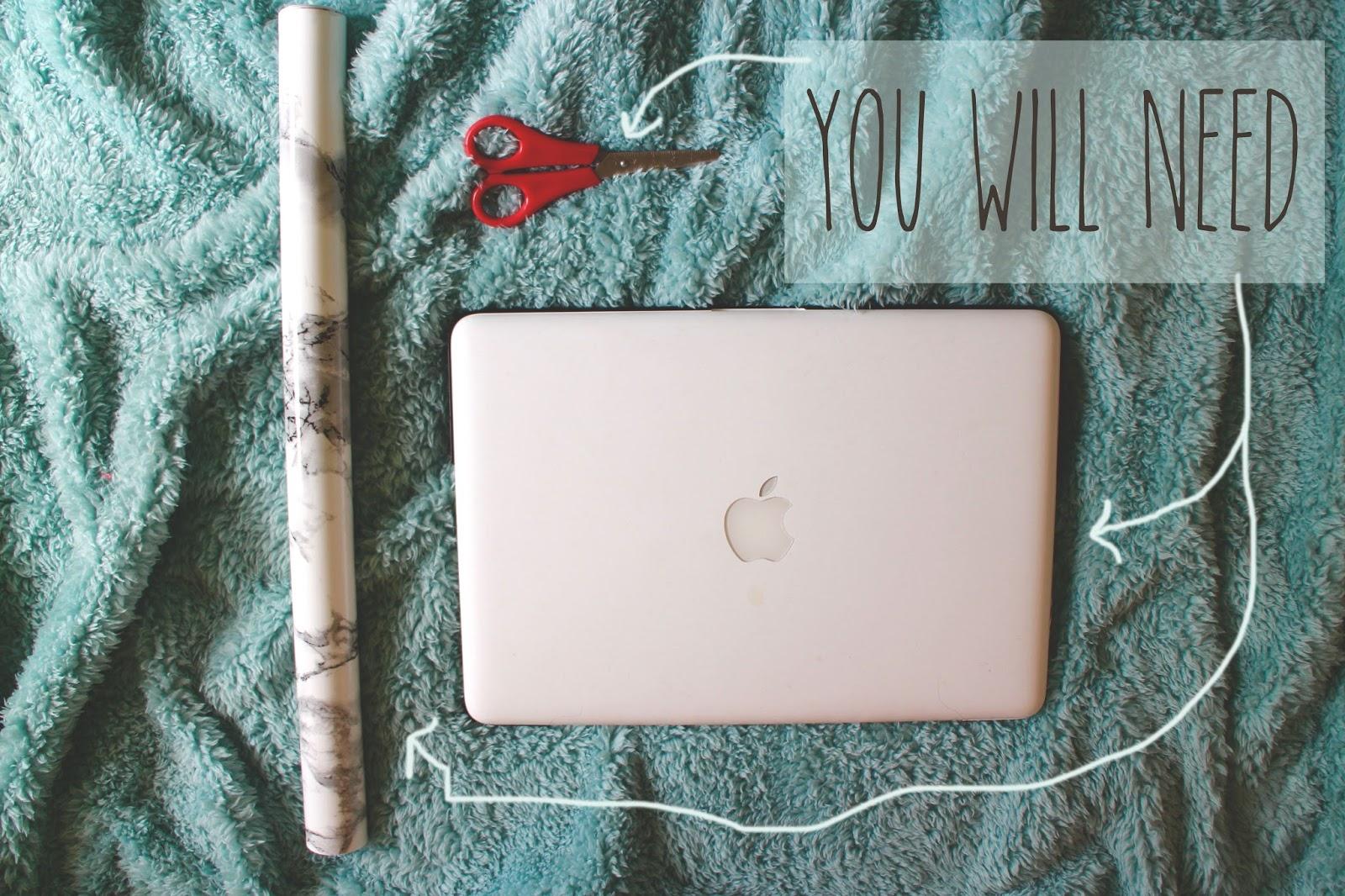 macbook diy caover ideas