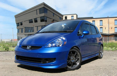 Honda Jazz GD3 Modifikasi