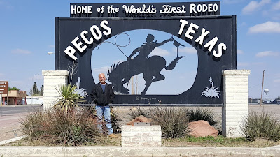 Pecos Texas Home of the World's First Rodeo