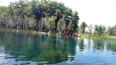 Alamat Danau Seran Banjarmasin