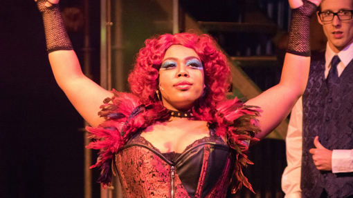 The Rocky Horror Show | Out Front Theatre | Photo: Brian Wallenberg