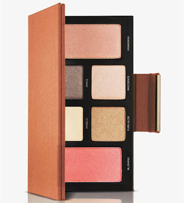 Laura Mercier Spring 2014 Color Stay Renaissance, Laura Mercier, spring 2014, makeup, cosmetics, spring renaissance, flawless makeup, timeless makeup, spring makeup, makeup product, cosmetics, Laura Mercier Enlightenment Eye & Cheek Palette Limited Edition