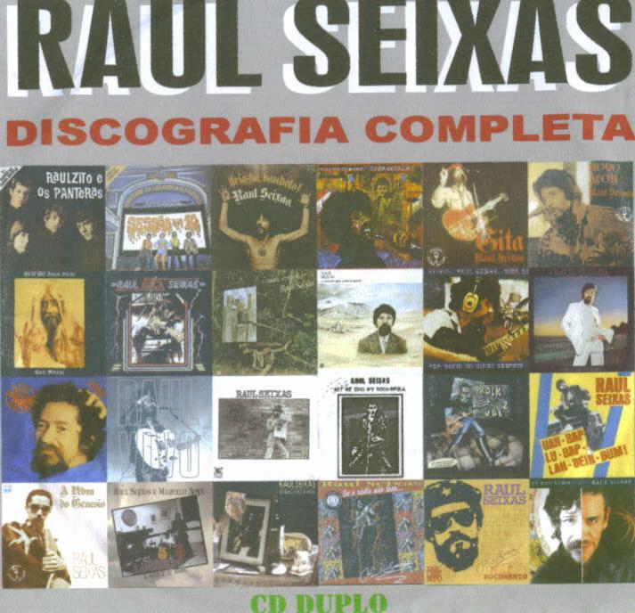 discografia completa de raul seixas gratis