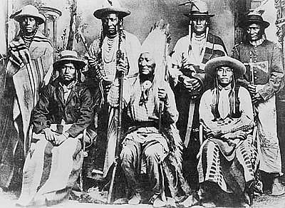 Chefes Shoshones-1