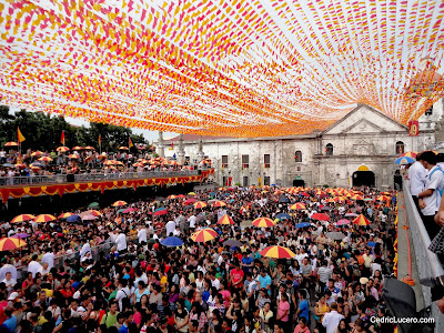 Sinulog Novena Mass by Cedric Lucero