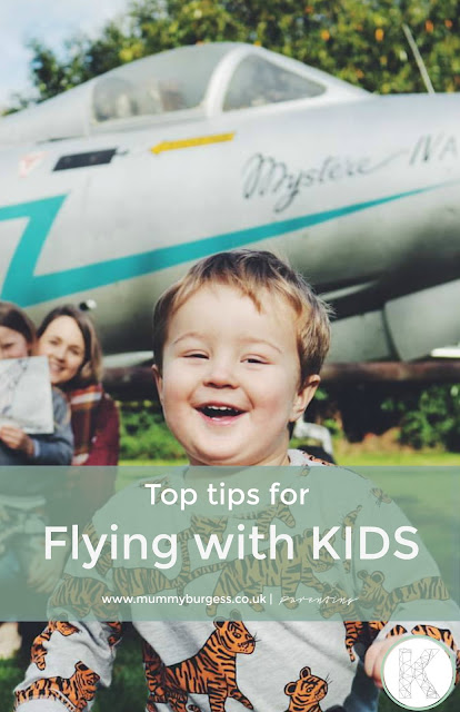 flying with children and babies stress free