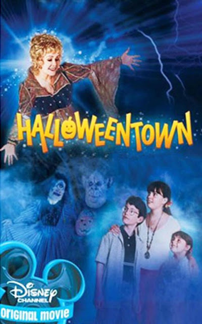 Halloweentown (1998) Movie Poster