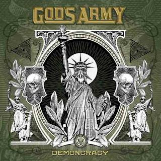 Gods Army -  Demoncracy