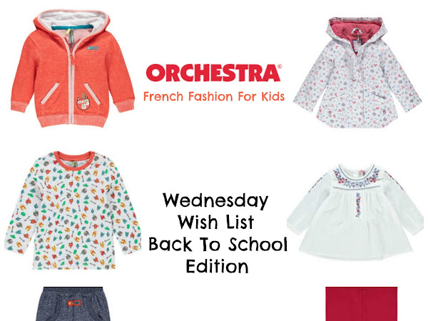 Wednesday Wish List - Back To School Edition