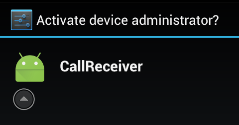 How to make our application Device administrator in Android