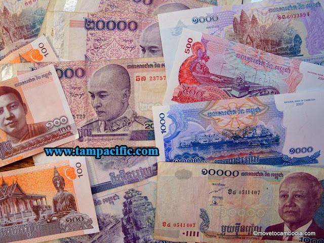 Hướng dẫn cho bạn cách đổi tiền Campuchia ở đâu và như thế nào ?