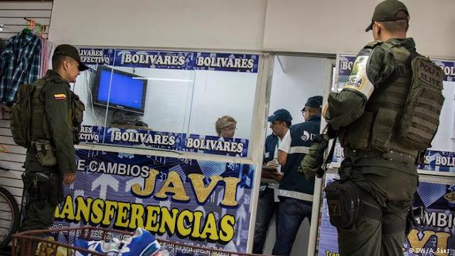 Cúcuta, el cajero automático de Venezuela