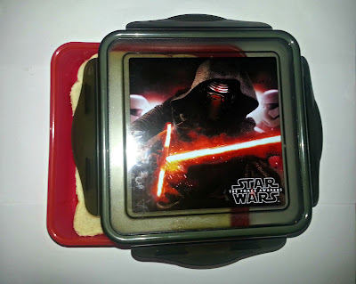 Star Wars sandwich box
